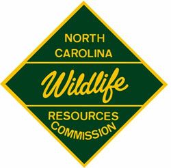 Logo courtesy of n c wildlife resources commission for Nc hunt and fish