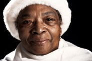 Portrait of Maxine Wilkerson by Mike Belleme for Carolina Public Press.