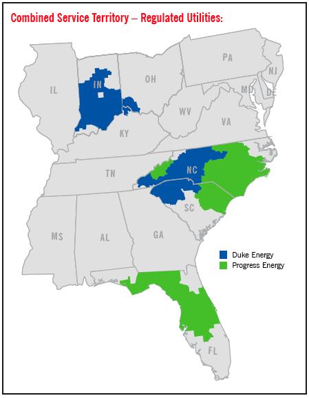 Piedmont Natural Gas Merger Details