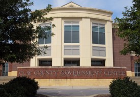 Clay County Government Center. Angie Newsome/Carolina Public Press