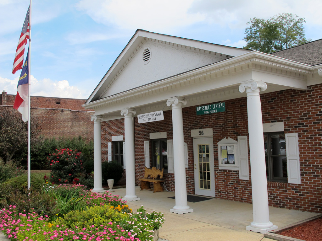Inside WNC: Clay Countyhayesville town