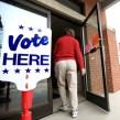 Early voting, 2012. Colby Rabon/Carolina Public Press