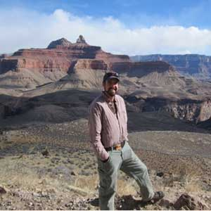 Nicholas Larson. Image courtesy of the U.S. Forest Service