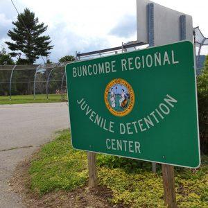 Buncombe Juvenile Detention Center square