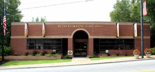 Inside WNC: Rutherford County | CarolinaPublicPress.rutherfordton town