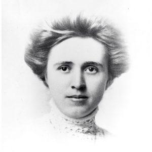 Lillian Exum Clement portrait