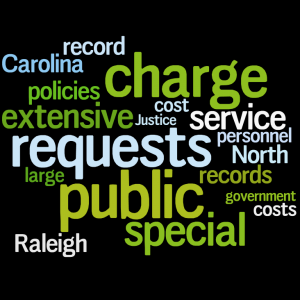 Public records dispute wordle