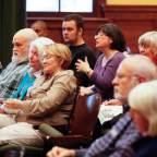 Open Government, Sylva. Matt Rose/Carolina Public Press