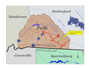 A South Carolina water district has rescinded its offer to negotiate a long-term management agreement for Polk County's public water system.  COLUMBUS — A proposed long-term transfer of water-system management from Polk County to a South Carolina district is no longer on the table, after a consultant advised officials in South Carolina that the deal wouldn't be to their advantage.  In a letter dated Thursday, Oct. 8, the Inman-Campobello Water District in upstate South Carolina informed Polk County that the district will no longer pursue the plan. Under a controversial proposal that has been under negotiation for almost a year, a majority of Polk's commissioners were considering