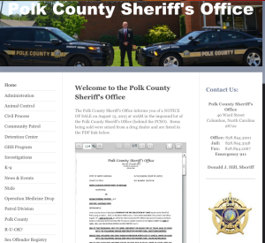 UPDATED: Possible evidence-room misconduct probed in Polk ...