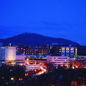 Mission Hospital in Asheville