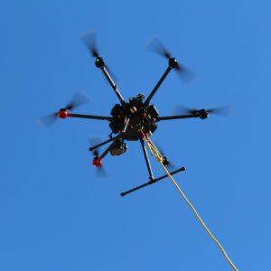 Fayetteville Police drone