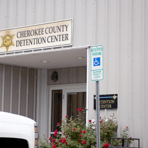 Cherokee County Detention Center in Murphy