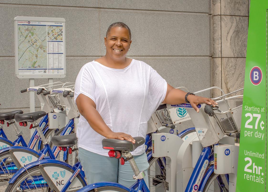 More NC cities adopting bike-sharing programs - Carolina
