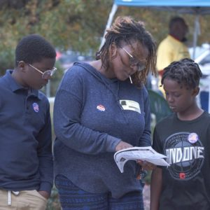 Voting in Rocky Mount 2018