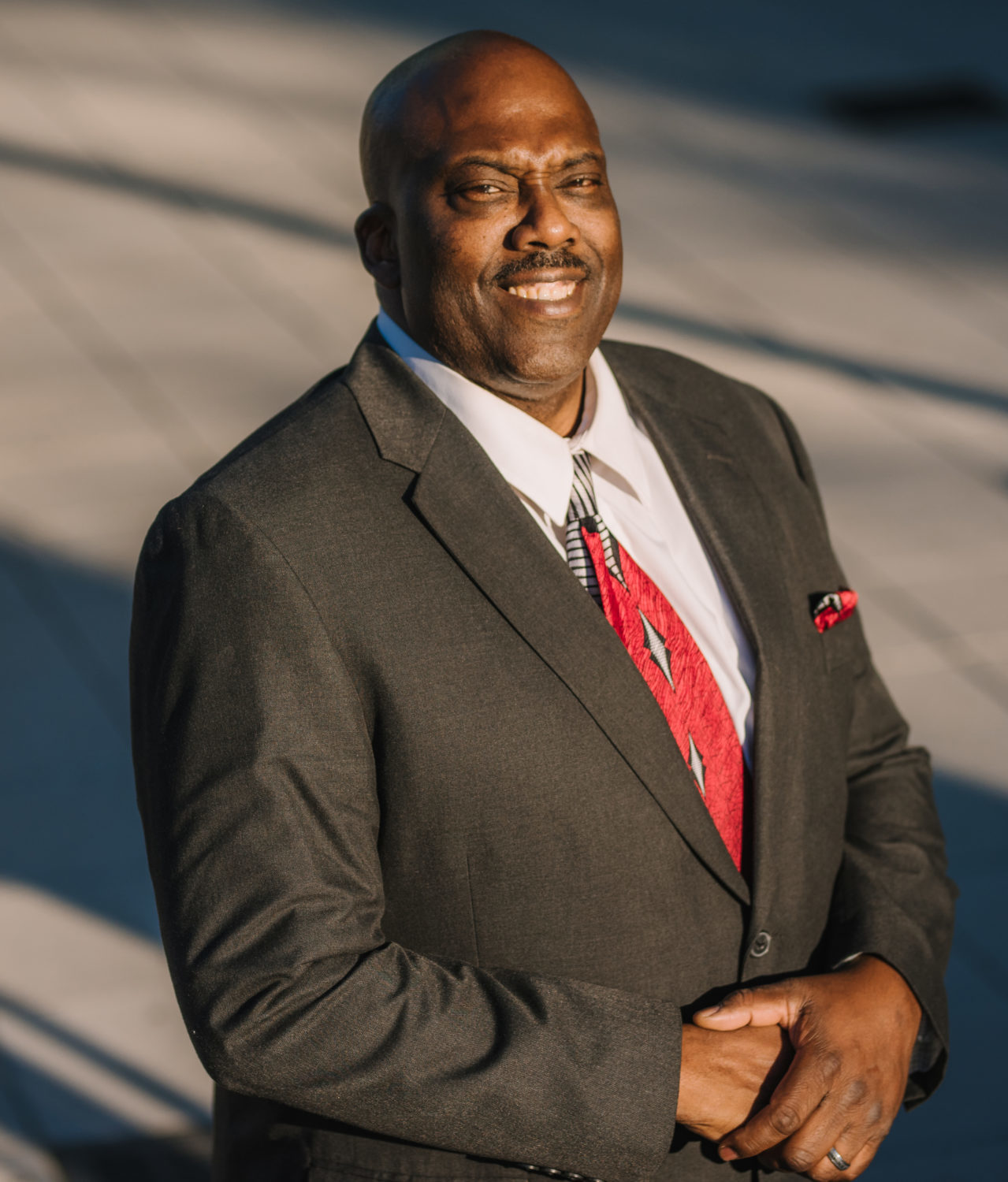 Buncombe County Sheriff-elect Quentin Miller