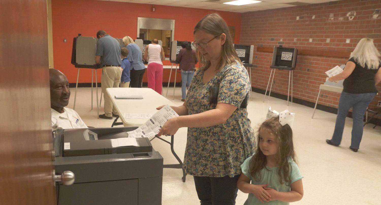 Tarboro voter 2018