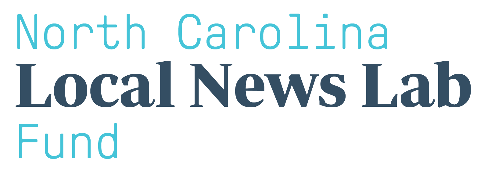 NC Local News Lab Fund