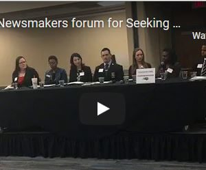 Raleigh Newsmakers forum issues with convicting sexual assault crimes in North Carolina