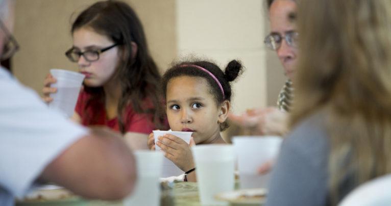 food insecurity in Western North Carolina