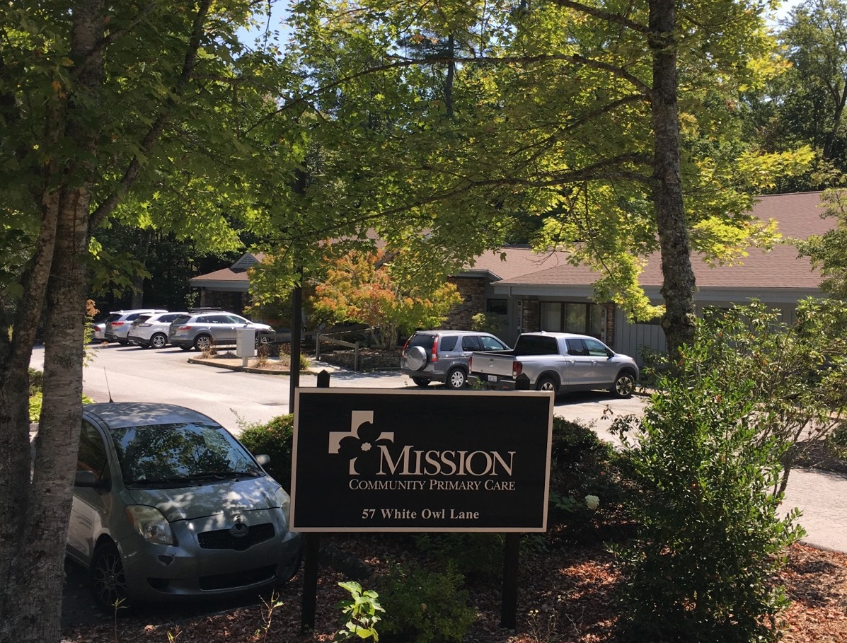 Mission Community Primary Care in Cashiers