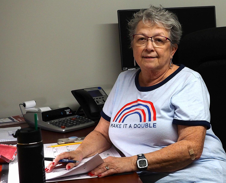 Diane Smith in Siler City
