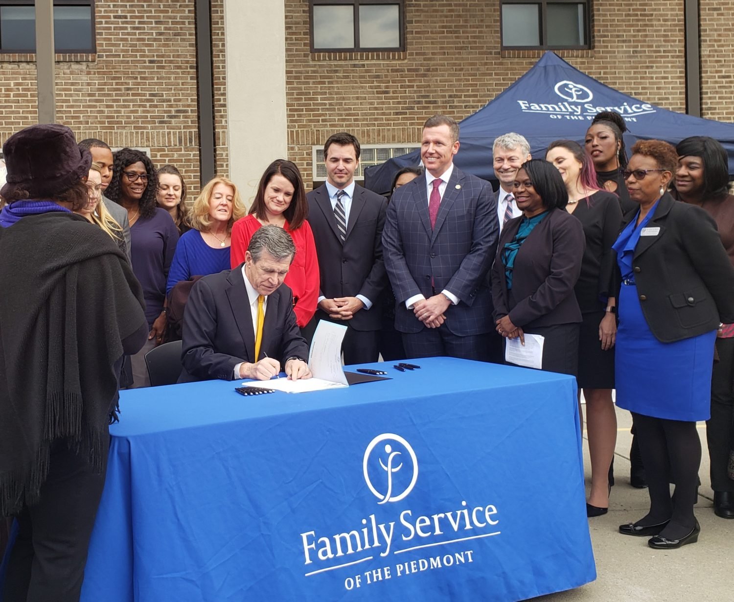 Gov signs sexual assault reforms into law