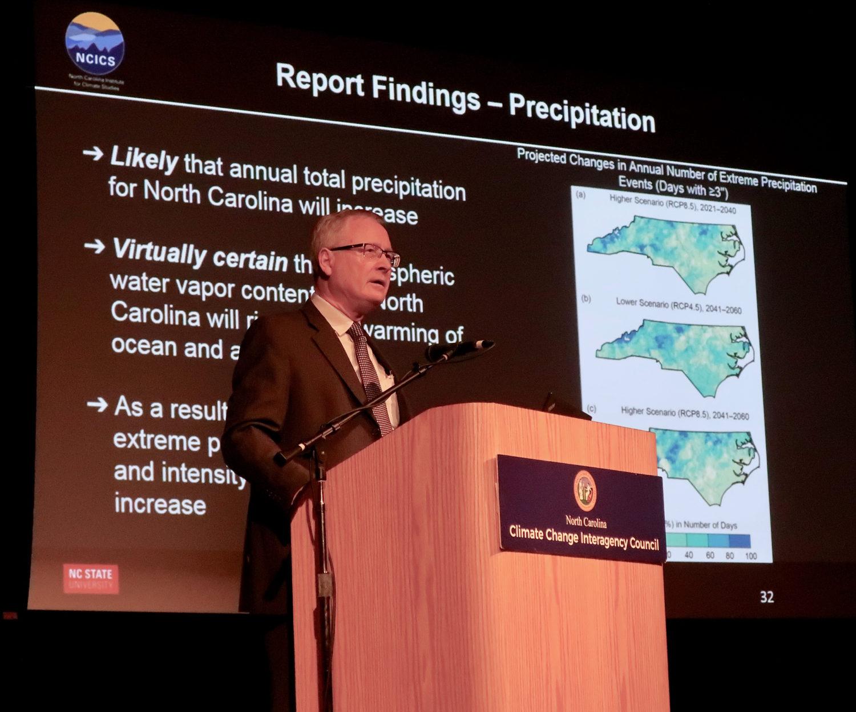 Kenneth Kunkel talks climate