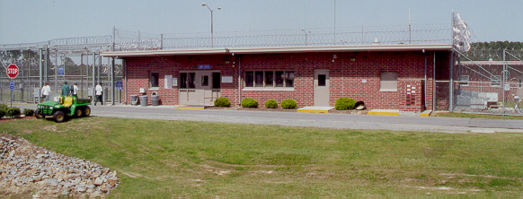 Several N.C. prisons have outbreaks of coronavirus, with a major outbreak at the Neuse Correctional Institution is Goldsboro. Photo courtesy of the NC Department of Public Safety