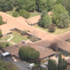 The Citadel at Salisbury, a nursing home seen in this aerial photo, has one of the largest outbreaks of coronavirus cases in the state. It also has a recent history of deficiencies on its inspections. Photo courtesy of WBTV