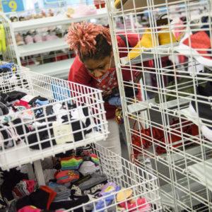pandemic shopping
